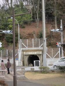 横田トンネル 武蔵野の道・多摩湖コース|くまさんとチャリ