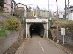 御岳トンネル 武蔵野の道・多摩湖コース|くまさんとチャリ