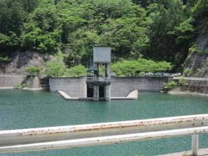 鎌北湖・有間ダム